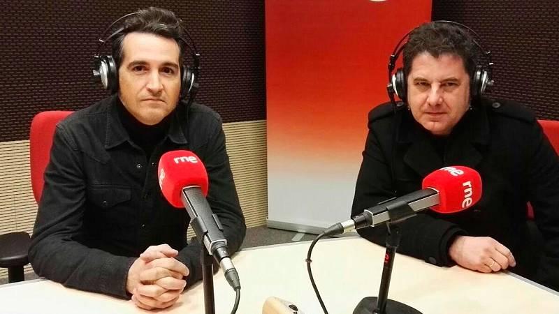 Hoy Empieza Todo con Ángel Carmona - Entrevista a 091 - 16/12/16