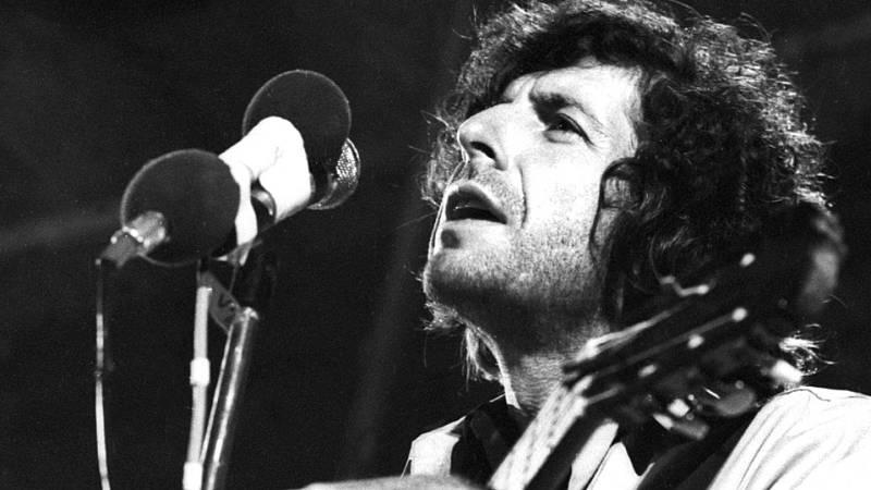 Discópolis 9605 - 1970 (39) Leonard Cohen en Wight - 04/01/17 - escuchar ahora