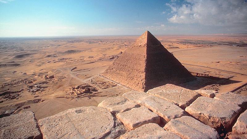 Quinta dimensión - El enigma de las pirámides (segunda parte)