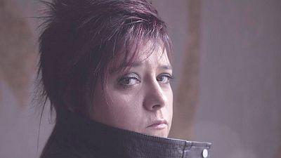 Maika, exconcursante de La Voz en 2012, es una de los finalistas de 'Objetivo Eurovisión' con su canción 'Momento crítico' de J.J. Santana y Rafael Artesero.