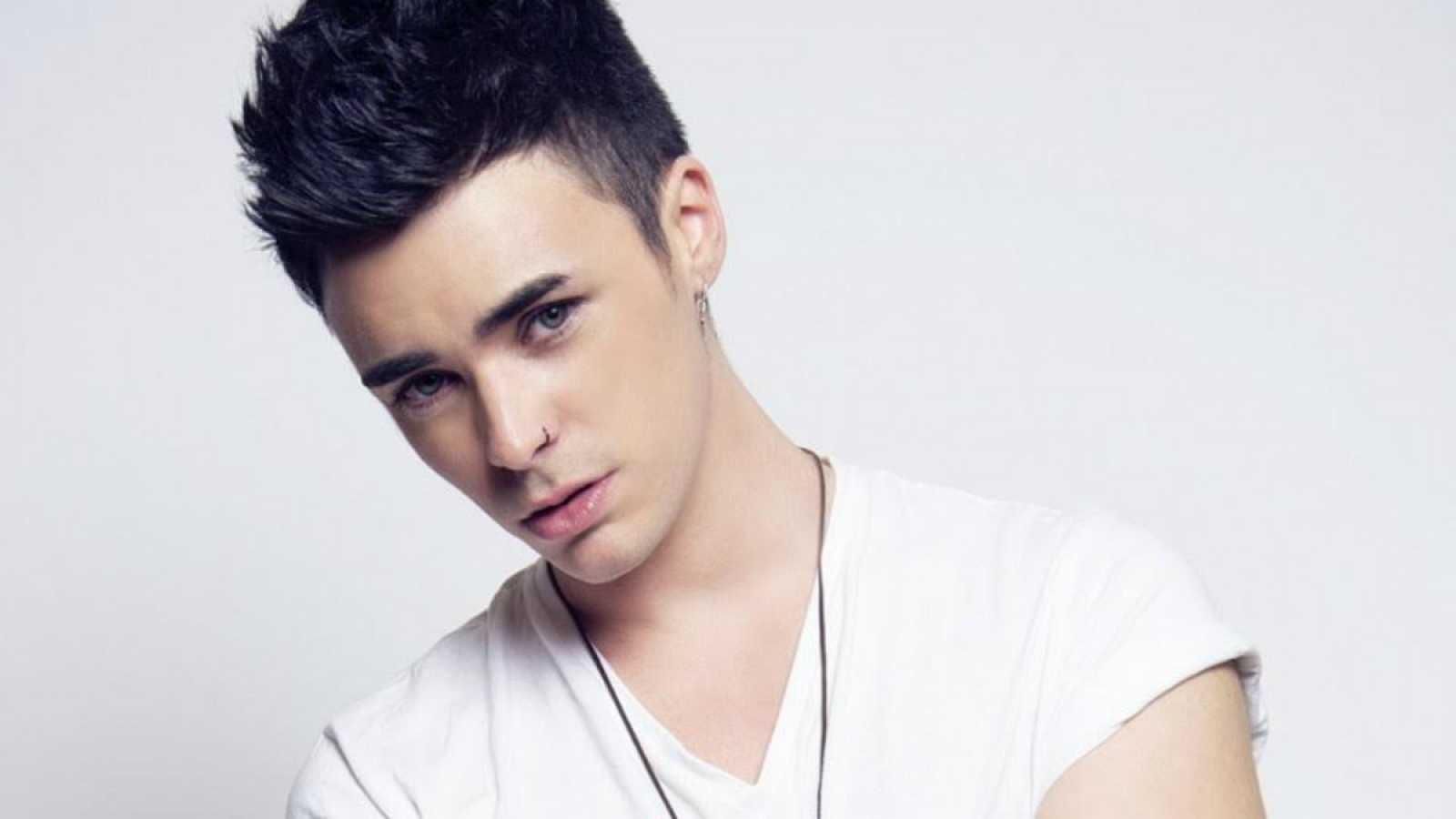"""Objetivo Eurovisión - """"Spin my head"""" / """"Pierdo el control"""" de Mario Jefferson"""