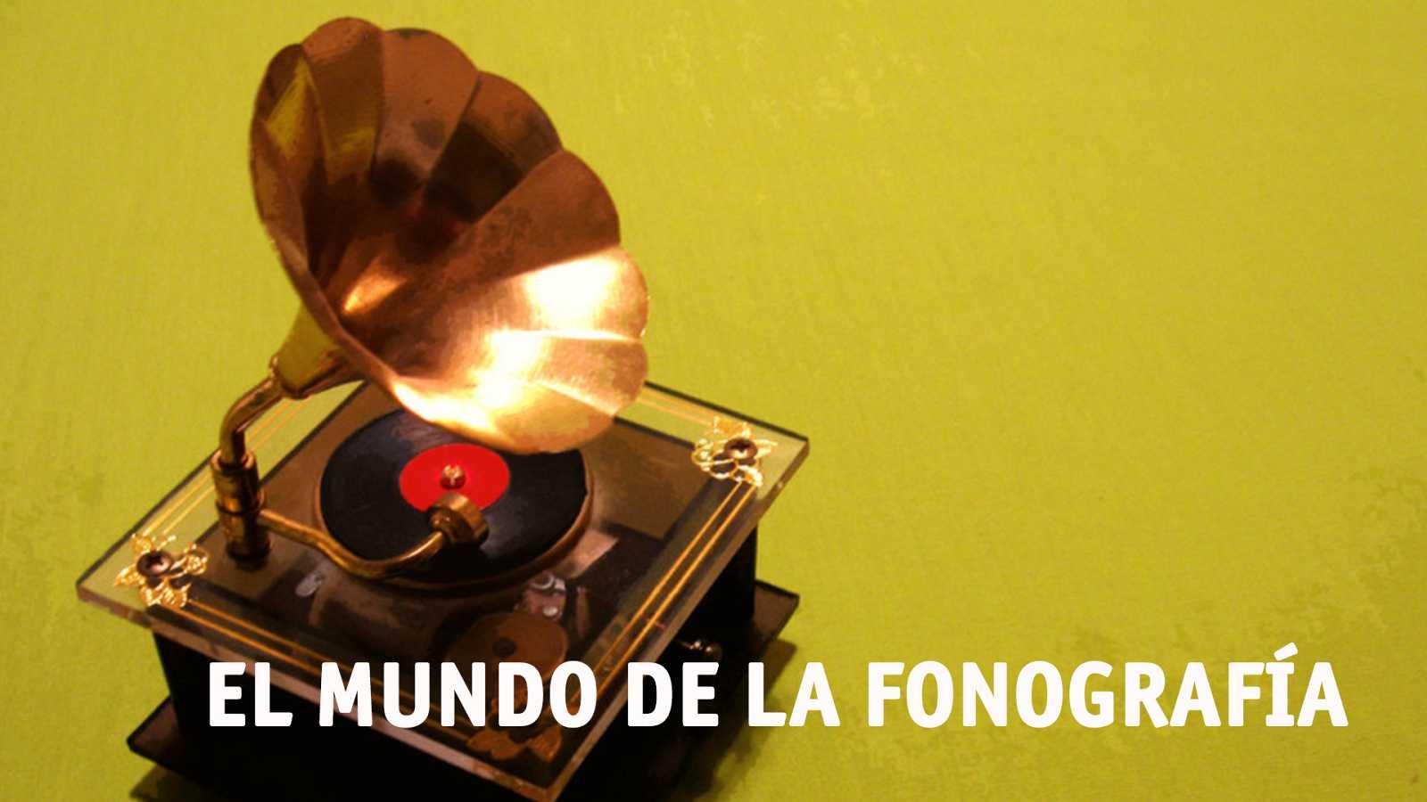 El mundo de la fonografía - 14/01/17 - escuchar ahora