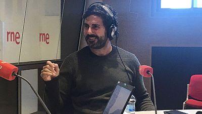 """Las mañanas de RNE - Hernán Zin: """"Haber nacido en Siria es una desgracia"""" - Escuchar ahora"""