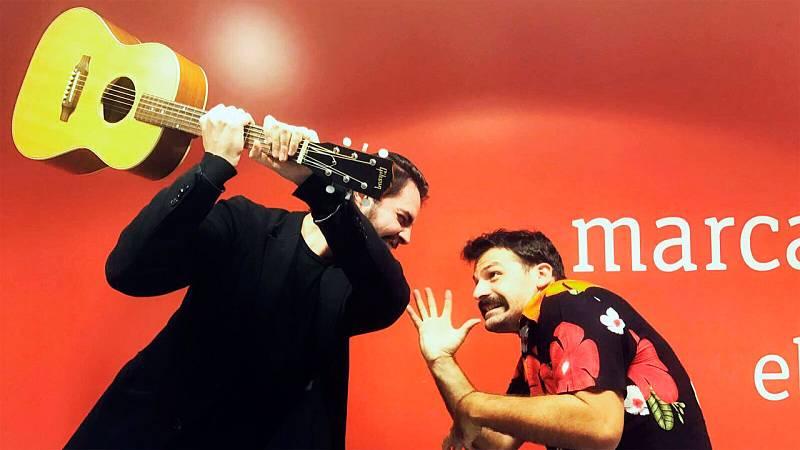 Hoy empieza todo con Ángel Carmona - Iseo y Sean Marholm (Dinero) - 17/01/17 - escuchar ahora