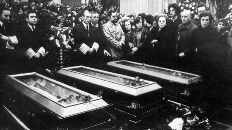 """Las cuñas de RNE - """"El atentado de los abogados de Atocha"""", este sábado en 'Documentos RNE' - Escuchar ahora"""