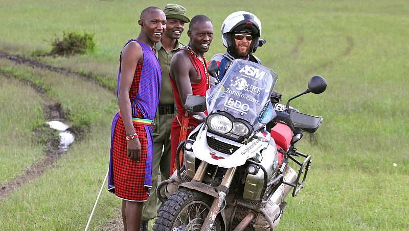 La vuelta al mundo de Miquel Silvestre - Sudán - 22/01/17 - Escuchar ahora
