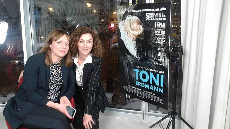 De película - Descubrimos a 'Toni Erdmann' junto a 'Los del túnel' - 21/01/17