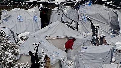 En primera persona - En las casas ocupadas de Atenas los refugiados sirios no tienen nada - 24/01/17 - escuchar ahora