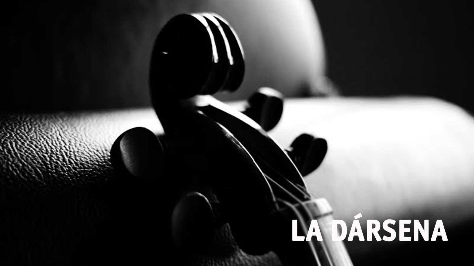 La dársena - Elena Sancho Pereg - 29/01/17 - escuchar ahora