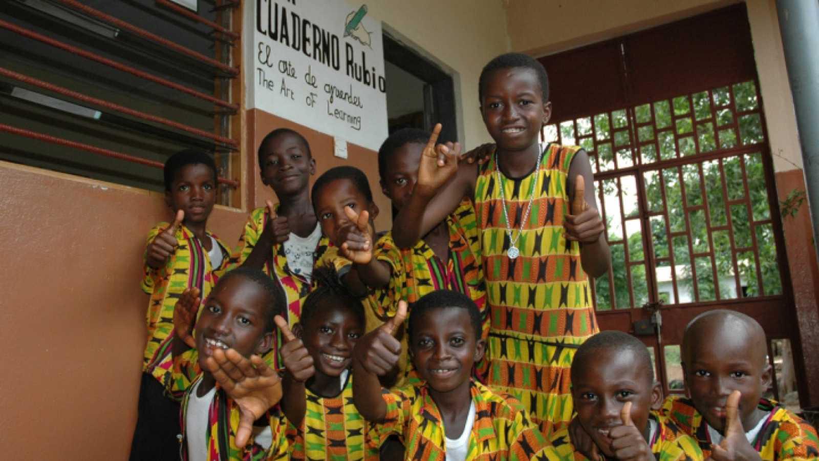 Mundo solidario - Cuadernos Rubio en Sierra Leona - 29/01/17 - escuchar ahora