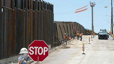 Países en conflicto - El muro de Estados Unidos - 31/01/17 - Escuchar ahora