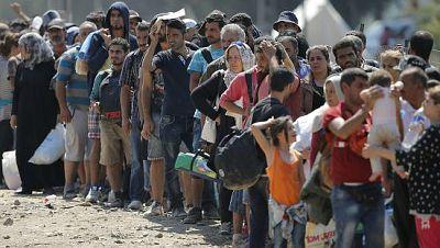 Miradas al exterior - Ayuda de emergencia para refugiados - 01/02/17 - Escuchar ahora