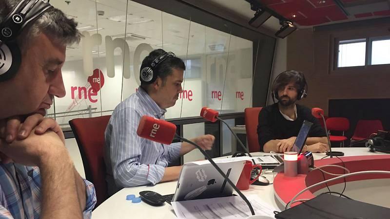 """Las mañanas de RNE - David Otero interpreta en acústico """"Aire"""" - Escuchar ahora"""