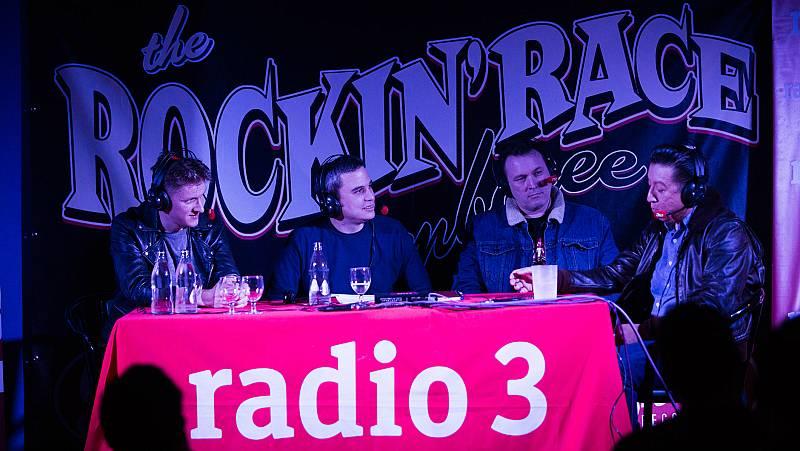 El sótano - El Sótano desde el Rockin' Race Jamboree - 02/02/17 - escuchar ahora
