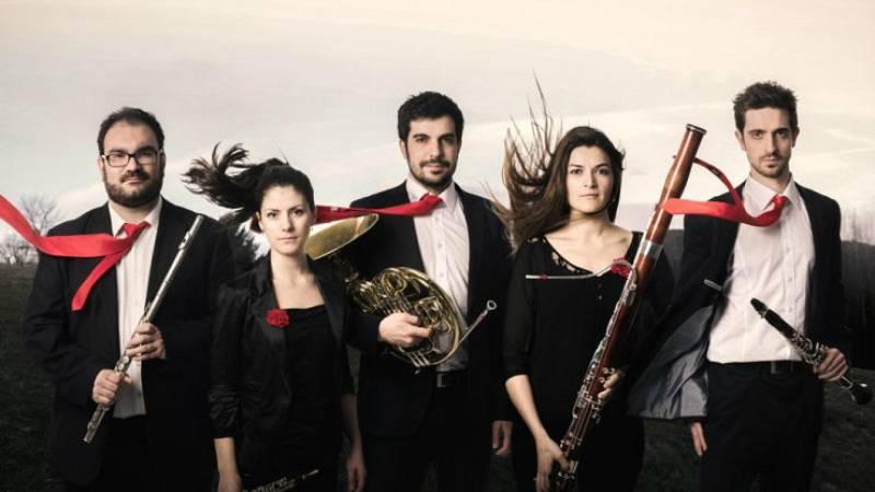 Estudio 206 - Azahar Ensemble - 03/02/17 - escuchar ahora