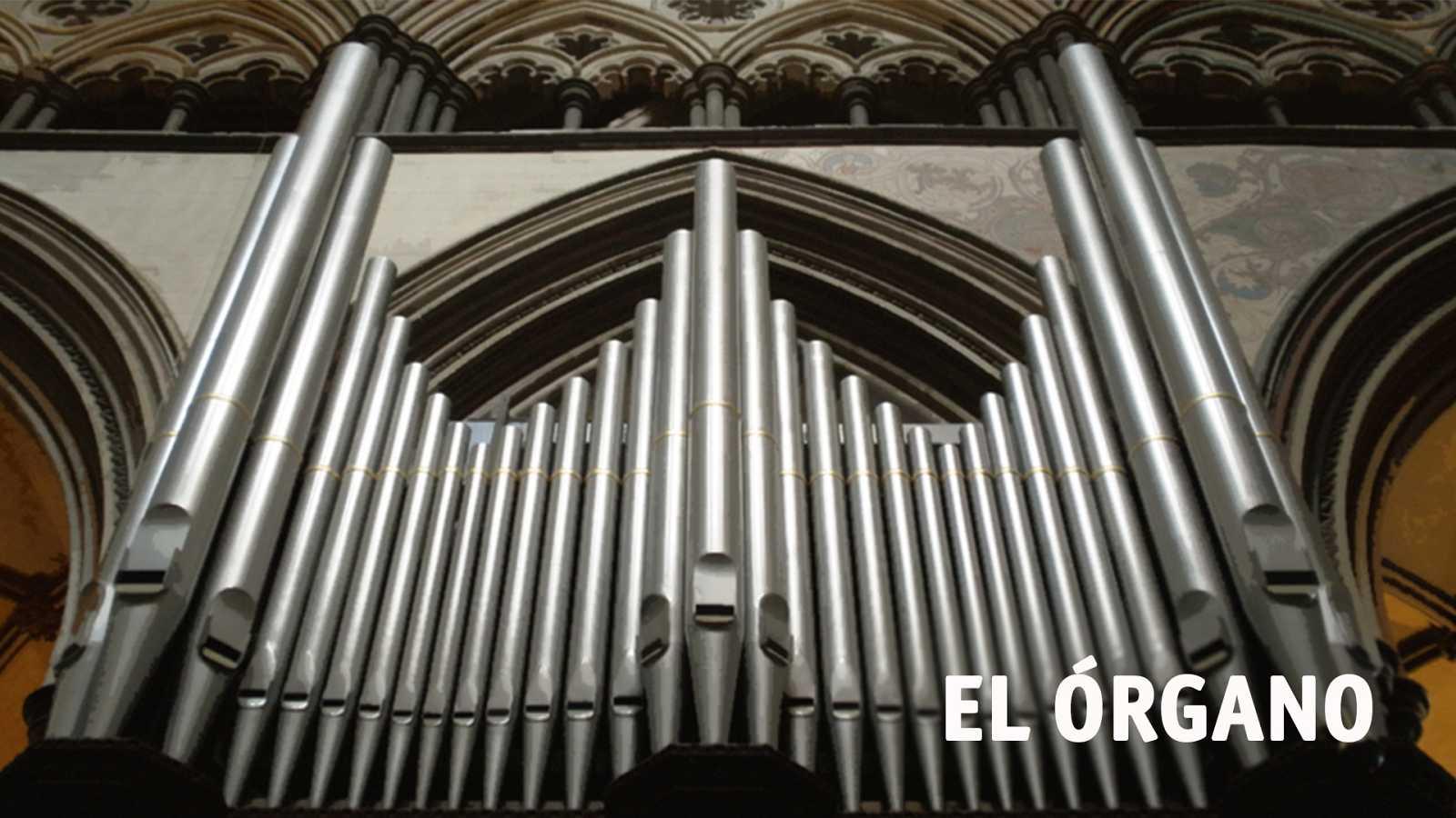 El órgano - Autores. Don Hilarión Eslava I - 05/02/17 - escuchar ahora