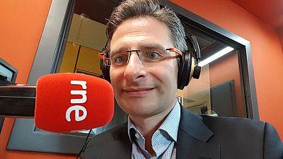 """Las mañanas de RNE - Krzysztof Charamsa: """"Antes de corregir el mundo el católico tiene que corregirse a sí mismo"""" - Escuchar ahora"""