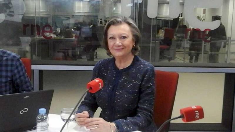 """Las mañanas de RNE - Luisa Fernanda Rudi: """"Las bicefalias no son buenas"""" - Escuchar ahora"""
