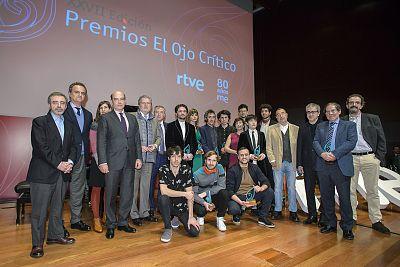 El ojo crítico - Gala premios El Ojo Crítico 2016 - 13/02/17 - escuchar ahora
