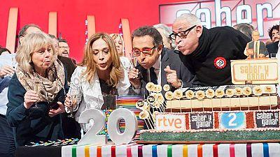 Las mañanas de RNE - Felictiamos a Jordi Hurtado, Juanjo Cardenal y Pilar Vázquez por los 20 años de  'Saber y ganar' - Escuchar ahora