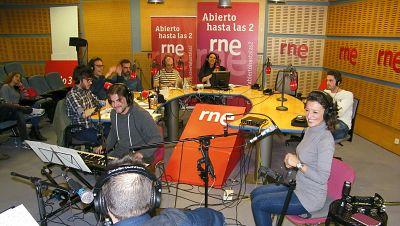"""Abierto hasta las 2 - Mara Barros: """"Cantar  sola me daba pánico"""" - 26/02/17 - escuchar ahora"""