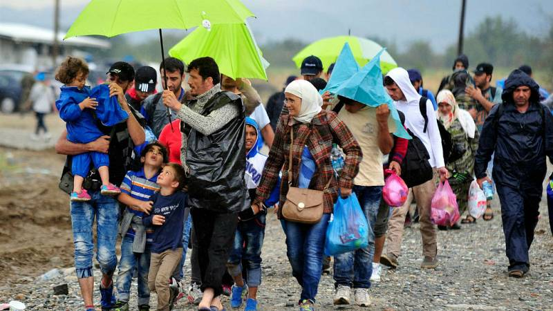 Diario de las 2 - Unicef denuncia el calvario de los niños refugiados que cruzan África - Escuchar ahora