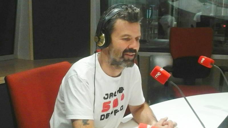 """Las mañanas de RNE - Pau Donés: """"Cuando algo me acojona escribo una canción"""" - Escuchar ahora"""