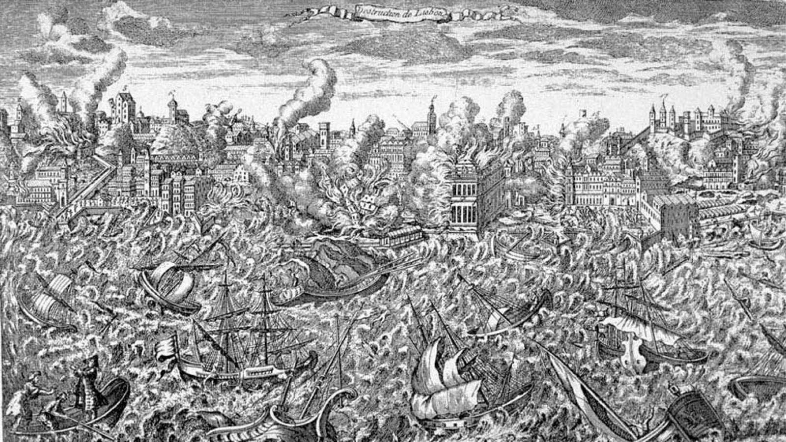 Documentos RNE - El terremoto de Lisboa: tinieblas en el Siglo de las Luces - 11/03/17 - escuchar ahora