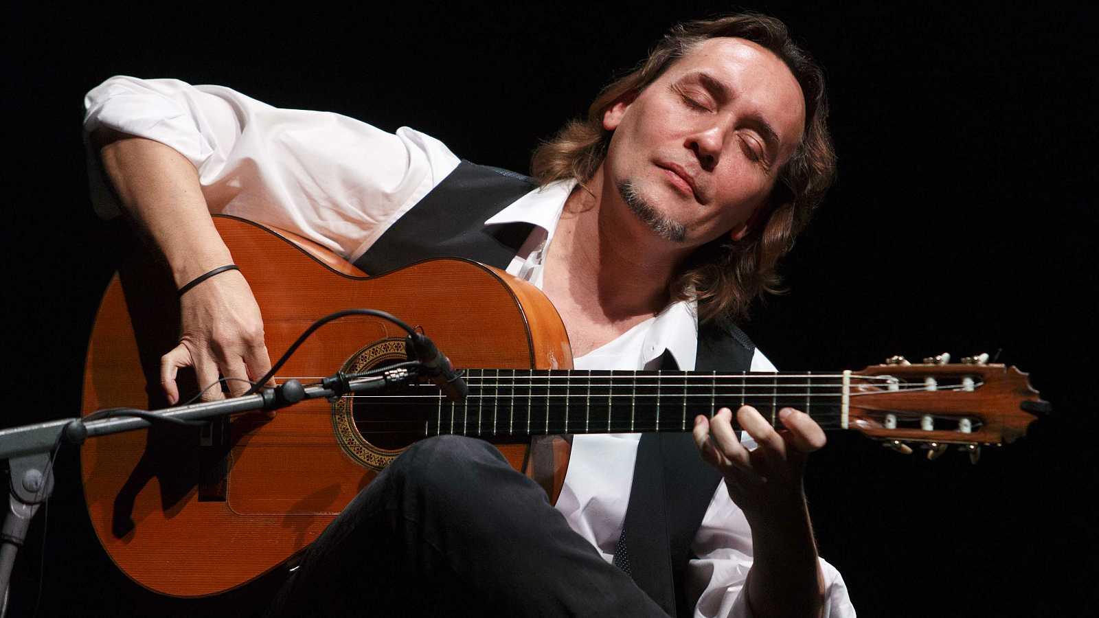 Flamenco en Radio 5 - Vicente Amigo - primera parte - 11/03/17 - Escuchar ahora