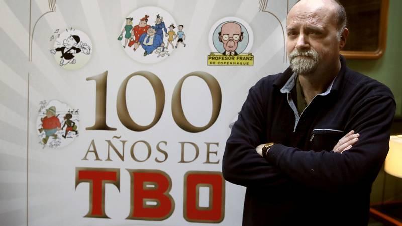 Las mañanas de RNE - 100 años de la revista que dio nombre a los tebeos
