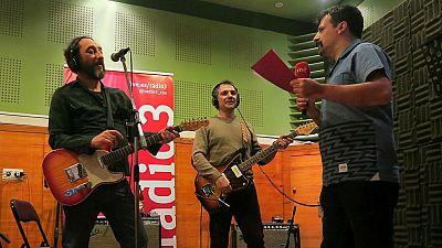 Especiales R3 - Los Planetas estrenan su nuevo disco en directo - 23/03/17 - escuchar ahora