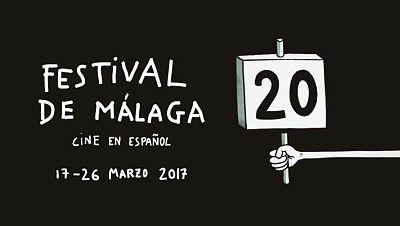 De película - De película' en la 20 edición del Festival de Cine en español de Málaga - 24/03/17 - escuchar ahora