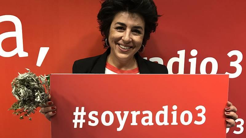 Hoy empieza todo con Marta Echeverría - Especial 20 años de Amparanoia - 31/03/17 - escuchar ahora