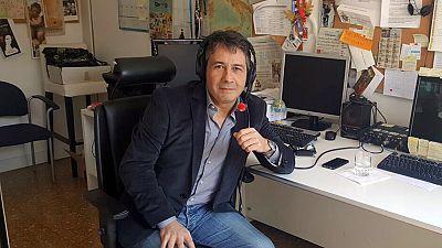 Las mañanas de RNE - Los 'Latidos' de Plácido Domingo Jr. - Escuchar ahora