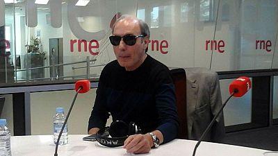 """Las mañanas de RNE - Eusebio Poncela: """"Antes se llamaba arte interpretativo, ahora lo del arte se ha ido a tomar viento"""" - Escuchar ahora"""