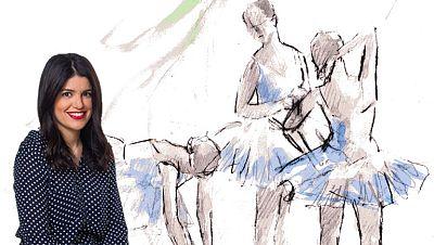 La estación azul de los niños - ¡En el Ballet Nacional! - 08/04/17 - escuchar ahora