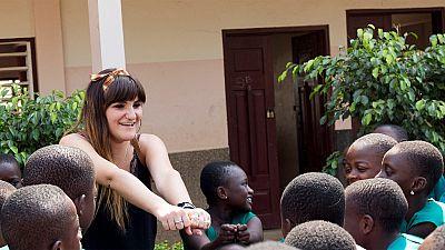 Las mañanas de RNE - 'Los tambores hablan', un disco solidario para mejorar la educación en África - Escuchar ahora
