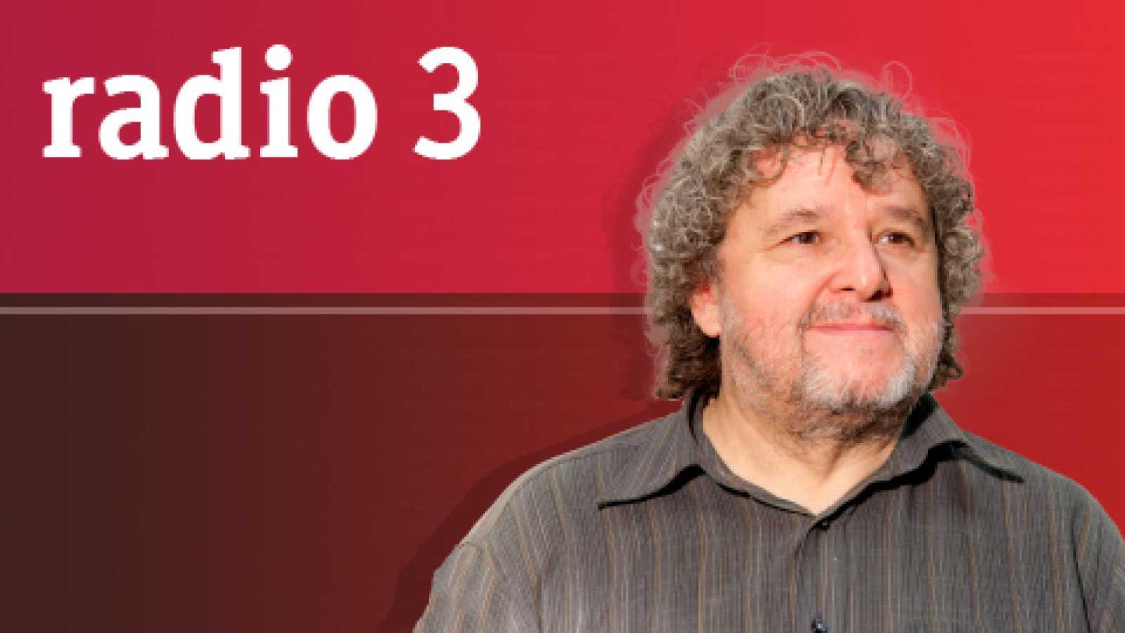 Disco Grande - Mona y su concierto de Museo (I) - 13/04/17 - escuchar ahora