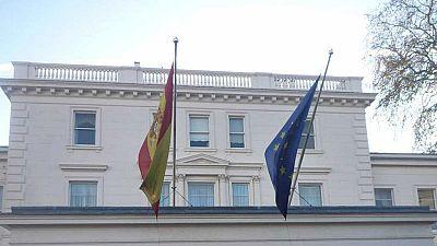 Miradas al exterior - Ventanilla única en la Embajada en Londres - 19/04/17 - Escuchar ahora