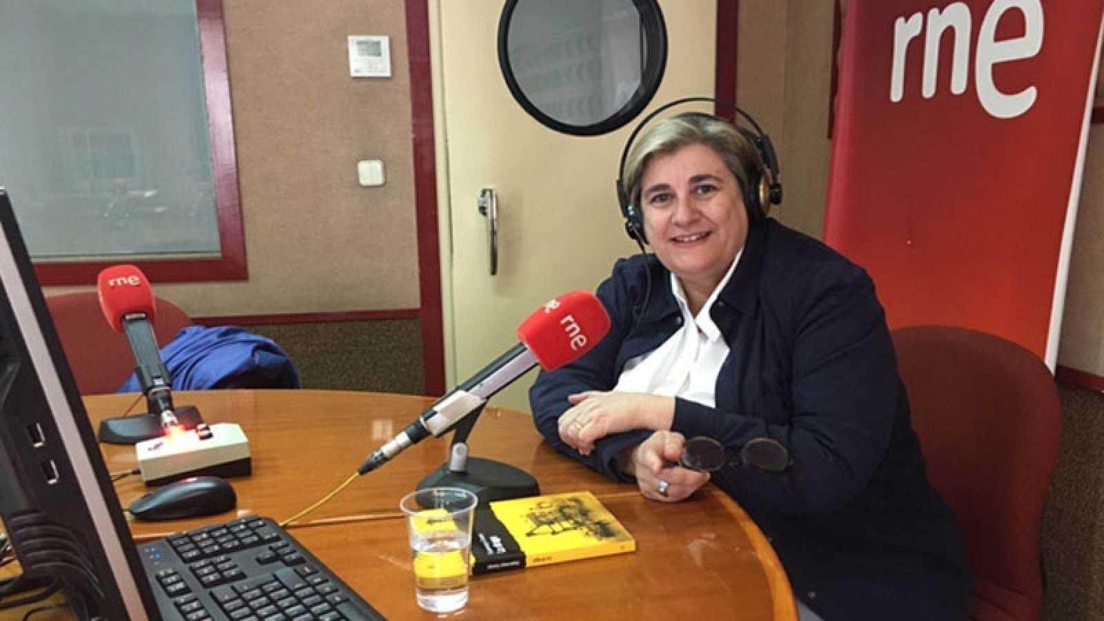 El matí a Ràdio 4 - Entrevista Esperança Camps