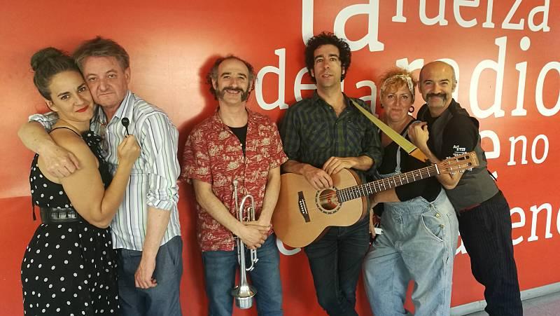 La sala - 'Mueblofilia', un espectáculo de Rulo Pardo en compañía - 27/04/17 - Escuchar ahora