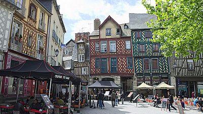 Nómadas - Rennes, la Bretaña de interior - 30/04/17 - escuchar ahora