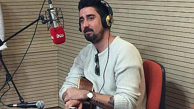"""Las mañanas de RNE - Álex Ubago: """"Me centre en este disco hasta que estuve completamente satisfecho"""" - Escuchar ahora"""