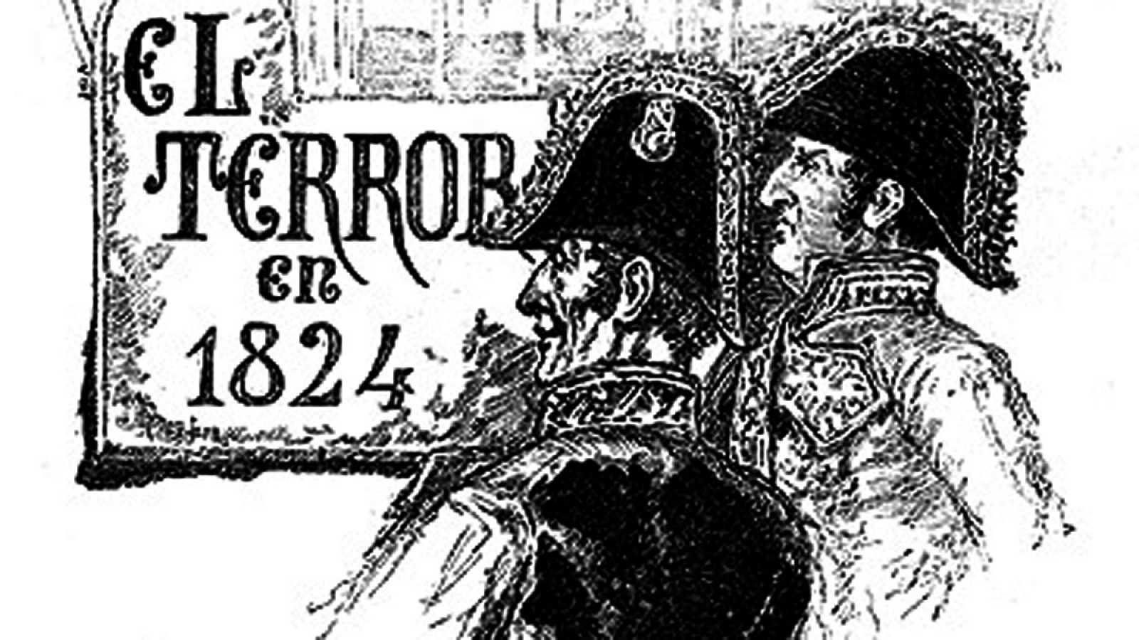 Episodios Nacionales - El terror de 1824 (I)