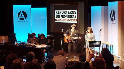 Especiales RNE - Vuelve a escuchar el especial por el Día de la Libertad de Prensa - Escuchar ahora
