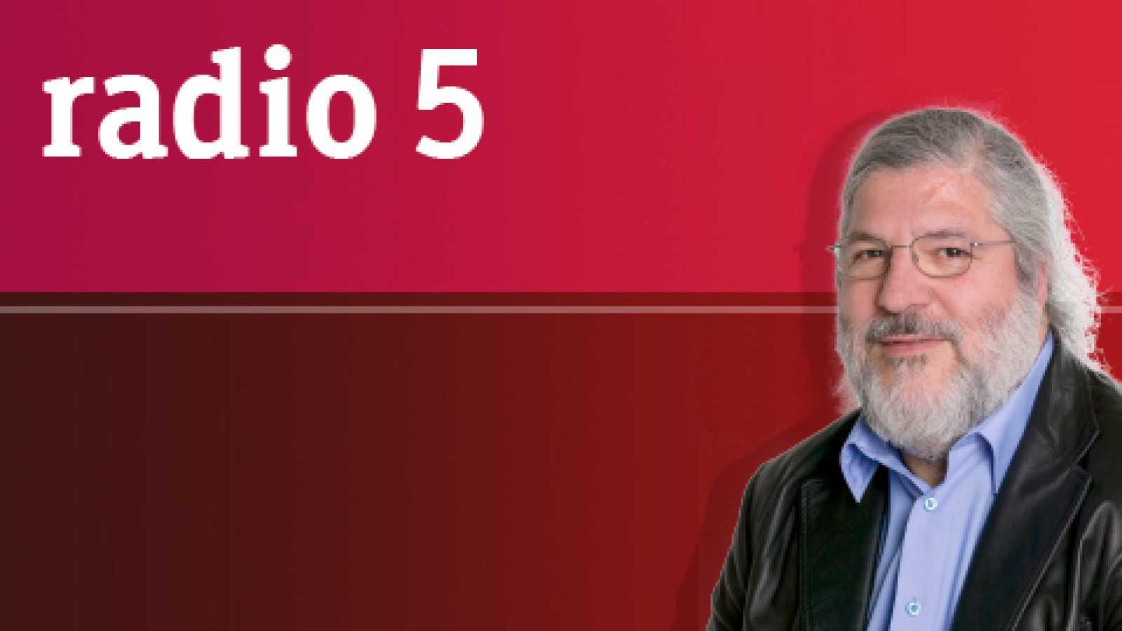 Flamenco en Radio 5 - Pepe Habichuela - segunda parte - 07/05/17