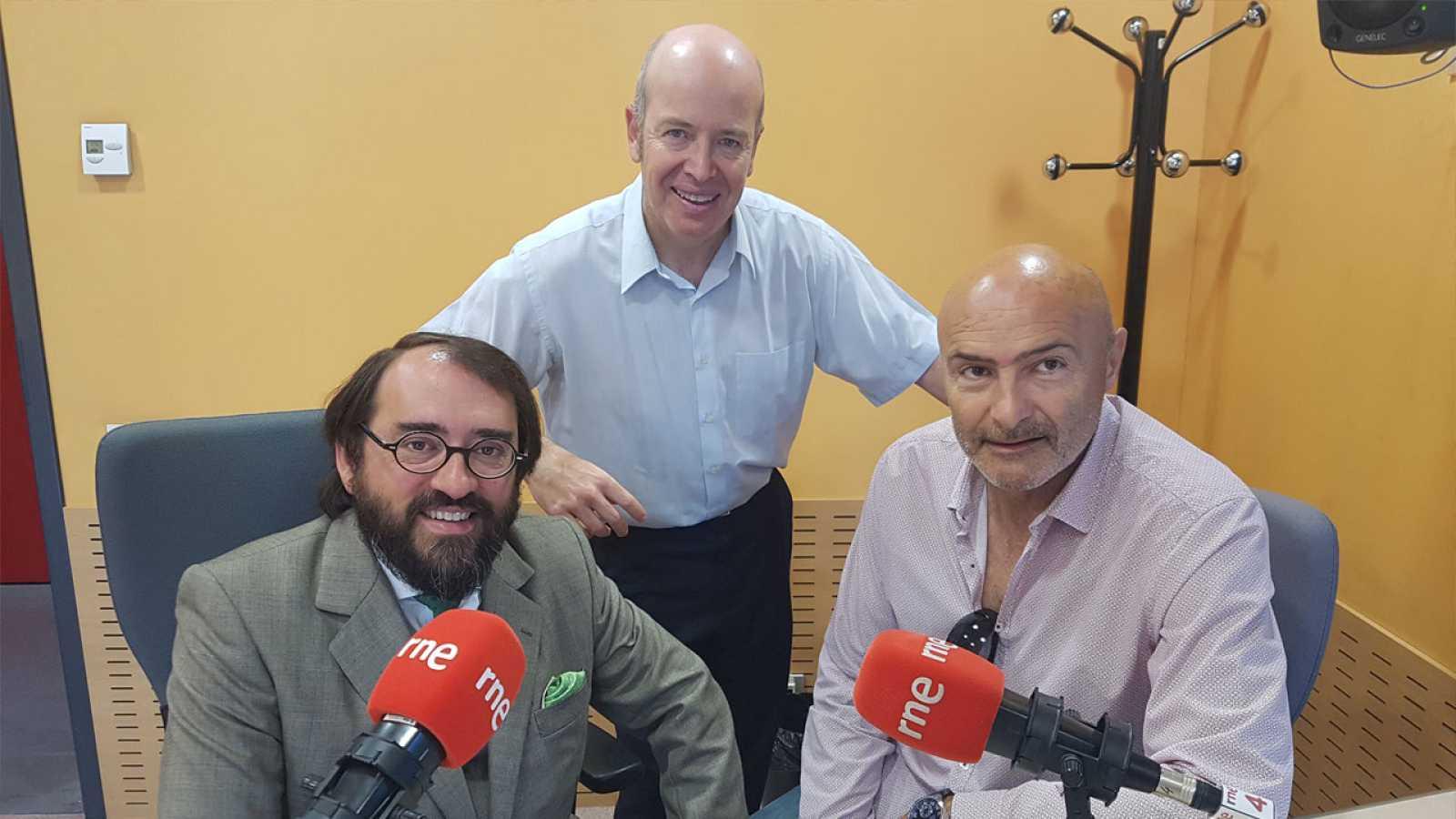 Econòmix - 'La segona oportunitat i la nova directiva europea' amb Joan Carles Codina i José María Torres