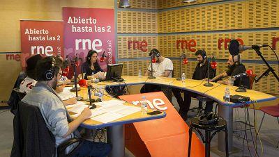 """Abierto hasta las dos - Antónimo: la importancia de la palabra """"porqué"""" - 14/05/17 - escuchar ahora"""