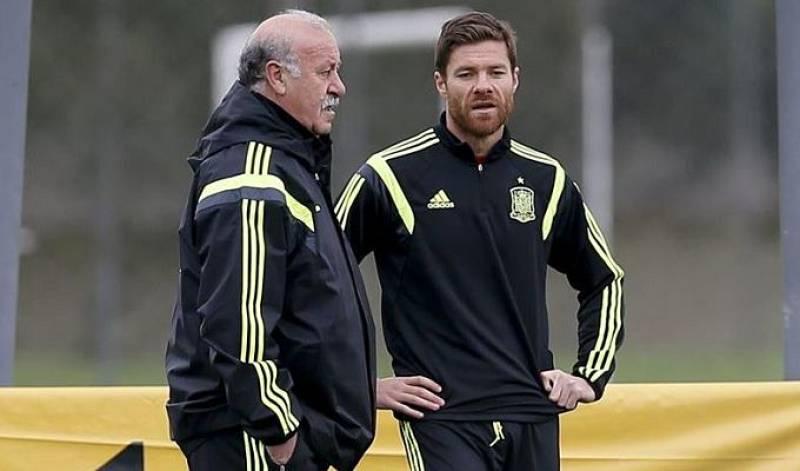 """Tablero Deportivo - Del Bosque: """"Xabi Alonso fue siempre un ejemplo dentro y fuera del campo"""" - Escuchar ahora"""
