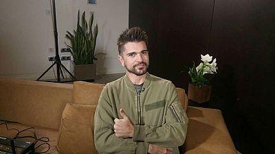 Juanes se atreve con el inglés en 'Mis planes son amarte' - Escuchar ahora